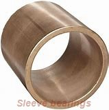 ISOSTATIC AA-401-17  Sleeve Bearings