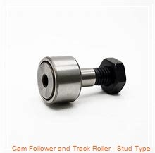 IKO CR24VBUU  Cam Follower and Track Roller - Stud Type