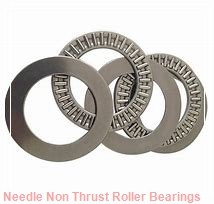 5.906 Inch | 150 Millimeter x 7.874 Inch | 200 Millimeter x 2.047 Inch | 52 Millimeter  CONSOLIDATED BEARING NAS-150  Needle Non Thrust Roller Bearings