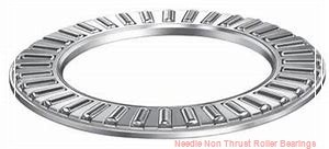 0.394 Inch | 10 Millimeter x 0.669 Inch | 17 Millimeter x 0.472 Inch | 12 Millimeter  CONSOLIDATED BEARING NK-10/12 P/6  Needle Non Thrust Roller Bearings