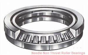 0.394 Inch | 10 Millimeter x 0.669 Inch | 17 Millimeter x 0.472 Inch | 12 Millimeter  CONSOLIDATED BEARING NK-10/12  Needle Non Thrust Roller Bearings