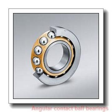 25 mm x 62 mm x 17 mm  FAG 7305-B-JP  Angular Contact Ball Bearings