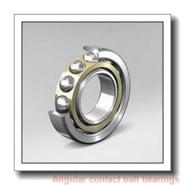 60 mm x 110 mm x 22 mm  FAG 7212-B-TVP  Angular Contact Ball Bearings