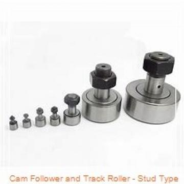 INA NUKRE90  Cam Follower and Track Roller - Stud Type
