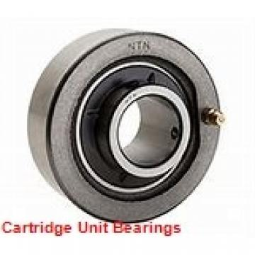 QM INDUSTRIES QVVMC17V212SC  Cartridge Unit Bearings