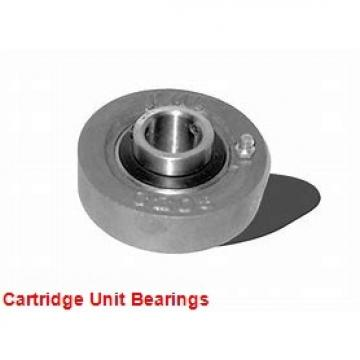 QM INDUSTRIES TAMC15K208SM  Cartridge Unit Bearings