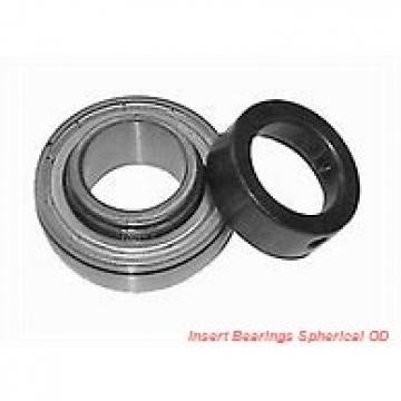 SEALMASTER 2-112  Insert Bearings Spherical OD