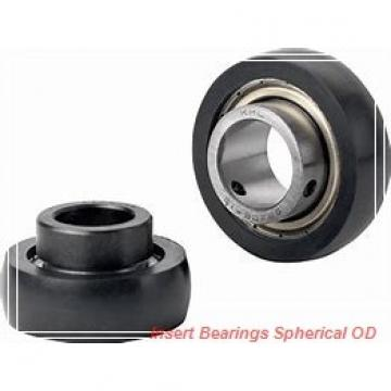 SEALMASTER 3-37D  Insert Bearings Spherical OD