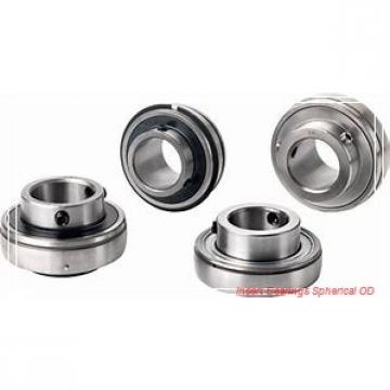 SEALMASTER 2-1D  Insert Bearings Spherical OD