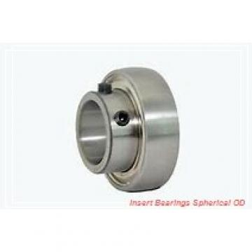 SEALMASTER 2-18D  Insert Bearings Spherical OD