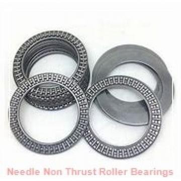 1.575 Inch | 40 Millimeter x 1.969 Inch | 50 Millimeter x 1.181 Inch | 30 Millimeter  CONSOLIDATED BEARING NK-40/30 P/5  Needle Non Thrust Roller Bearings