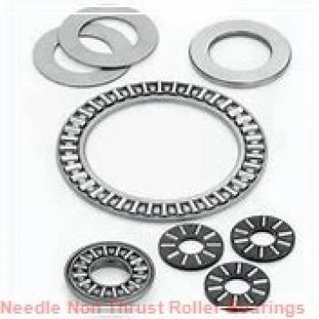2.362 Inch | 60 Millimeter x 3.543 Inch | 90 Millimeter x 1.102 Inch | 28 Millimeter  CONSOLIDATED BEARING NAS-60  Needle Non Thrust Roller Bearings