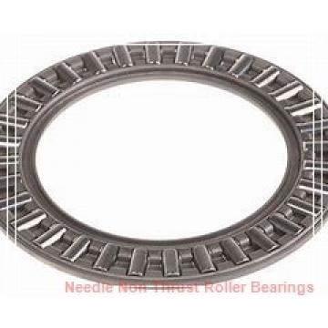 1.575 Inch | 40 Millimeter x 2.165 Inch | 55 Millimeter x 0.669 Inch | 17 Millimeter  CONSOLIDATED BEARING NAO-40 X 55 X 17  Needle Non Thrust Roller Bearings