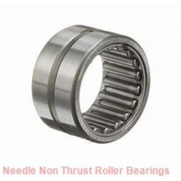 0.984 Inch | 25 Millimeter x 1.378 Inch | 35 Millimeter x 0.669 Inch | 17 Millimeter  CONSOLIDATED BEARING RNAO-25 X 35 X 17  Needle Non Thrust Roller Bearings