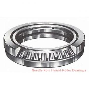 0.276 Inch | 7 Millimeter x 0.551 Inch | 14 Millimeter x 0.315 Inch | 8 Millimeter  CONSOLIDATED BEARING RNAO-7 X 14 X 8  Needle Non Thrust Roller Bearings