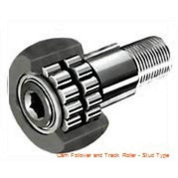 INA KRV72-PP  Cam Follower and Track Roller - Stud Type #1 image